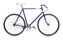 Creme Vinyl Doppio fixed gear ultraviolet